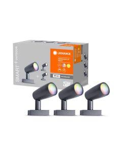Reflektor ogrodowy LED RGB+W 14,5W SMART+ WiFi GARDEN 3 Spot LEDVANCE