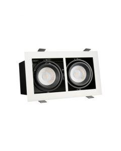 Oprawa halogenowa LED MODERN DAY MINI 2x GU10 SPECTRUM