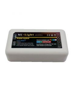 Sterownik LED RGB+W 12/24V 10A Mi-Light Wi-Fi - FUT038
