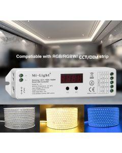 Odbiornik LED MONO / CCT / RGB / RGB+W 15A Mi-Light 4in1 - LS1