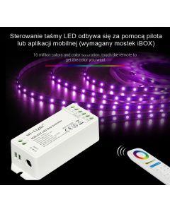 Sterownik KONTROLER do taśm LED RGB+CCT Mi-Light - FUT045