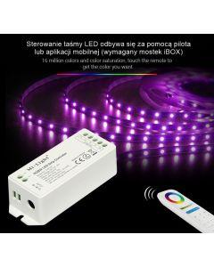 Sterownik KONTROLER do taśm LED RGB+W Mi-Light - FUT044