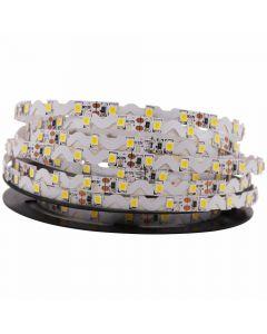 Taśma LED Pasek 12V 24W 300LED 2835 Ciepła 8mm 5m - wyprzedaż