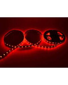 Taśma LED 24W 300LED SMD 3528 CRI>80 IP65 Czerwona 5m