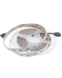 Taśma LED RGB + W 4000K 72W 300x SMD 5050 IP20 Neutralna 5m Rolka