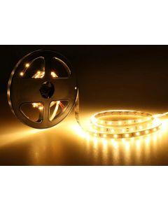 Taśma LED Pasek 12V 72W 300LED 5050 RGB + Ciepła 10mm 5m - wyprzedaż