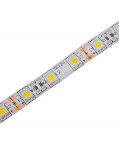 Taśma LED Pasek 12V 72W 300LED 5050 IP65 Neutralna 10mm 5m - wyprzedaż