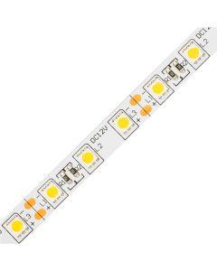 Taśma LED Pasek 12V 72W 300LED 5050 Neutralna 10mm 5m - wyprzedaż