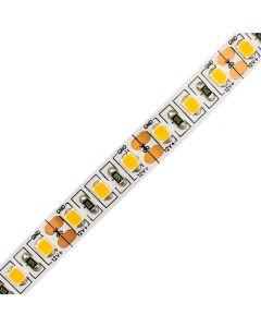 Taśma LED Pasek 12V 48W 600LED 2835 Ciepła 8mm 5m