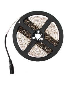 Taśma LED 24W 300LED SMD 3528 CRI>80 IP20 Zimna 5m
