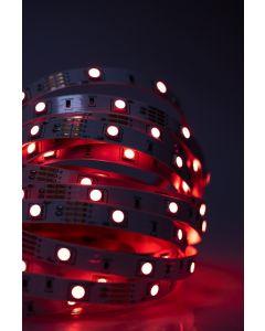 Taśma LED Pasek 12V 36W 150LED 5050 RGB 10mm 5m - wyprzedaż