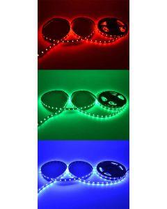 Taśma LED Pasek 12V 36W 150LED 5050 RGB IP65 10mm 5m