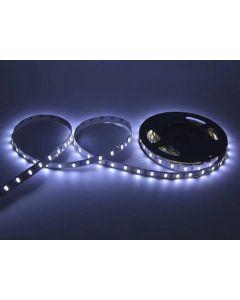 Taśma LED Pasek 12V 48W 600LED 2835 Zimna IP65 8mm 5m