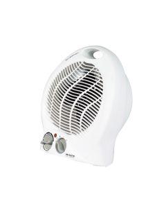Termowentylator stojący FARELKA 2000W z termostatem Biały VOLTENO