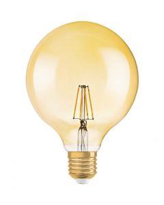 Żarówka LED E27 GLOBE 2,5W  = 22W 225lm G125 2500K OSRAM VINTAGE 1906
