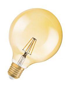 Żarówka LED E27 G125 2,5W = 22W 225lm 2500K Ciepła OSRAM Vintage 1906 Globe