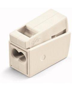 Złączka instalacyjna WAGO 2x1-2,5mm  224-112