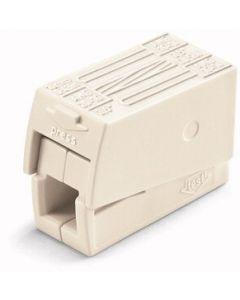 10x Złączka instalacyjna WAGO 2x1-2,5mm  224-112