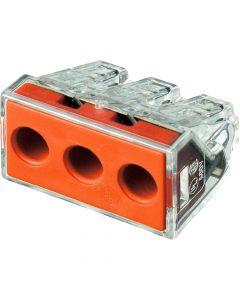 Złączka instalacyjna WAGO 3x2,5-6 mm 773-173