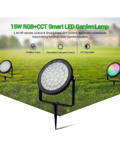 Lampa OGRODOWA LED 15W Garden Light RGB+CCT Mi-Light - FUTC03