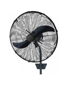 WENTYLATOR przemysłowy naścienny wiatrak 150W 57cm FENNE 03.285 czarny