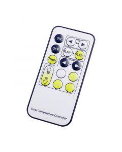 Taśma LED-USB-5050 9,6W 2m 40 LED IP33 CIEPŁA i ZIMNA 5V + PILOT RF