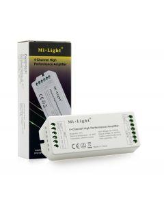 Wzmacniacz 4-kanałowy do TAŚM LED RGBW Mi-Light - PA4