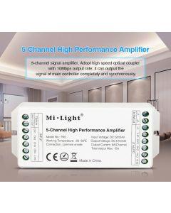 WZMACNIACZ 5-kanałowy do taśm LED Mi-Light - PA5