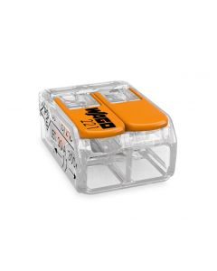 Złączka instalacyjna Wago 2x0,2-4 mm 221-412