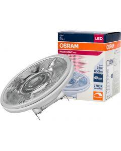 Żarówka LED G53  AR11115W = 75W 800lm 2700K Ciepła 40° CRI 97 12V OSRAM Ściemnialna