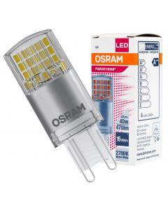 Żarówka LED G9 KAPSUŁKA 3,8W = 40W 470lm 2700K Ciepła 300° OSRAM Parathom