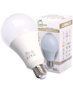 Żarówka LED E27 18W = 180W 2500lm LUMILED Neutralna 4000K 260°