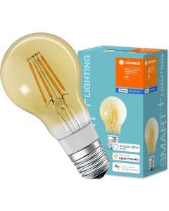 Żarówka LED E27 SMART+ 5,5W 600lm Ciepła 2700K A60 ściemnialna LEDVANCE Bluetooth