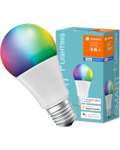 Żarówka LED E27 SMART+ 10W 810lm RGB+W LEDVANCE Bluetooth