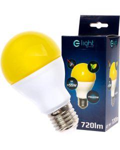 Żarówka LED odstraszająca owady E27 9W 720LM 220° EKO-LIGHT EKZA493
