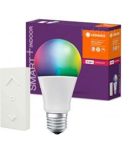 SMART+ Zestaw inteligentna żarówka E27 9W RGBW + PILOT LEDVANCE ZigBee