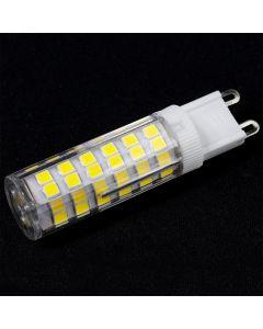 Żarówka LED G9 KAPSUŁKA 7W = 60W 665lm 6500K Zimna 360° LUMILED