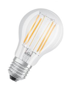 Żarówka LED E27 A60 8W = 75W 1055lm 4000K Neutralna 300° Filament OSRAM