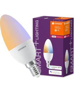 Żarówka LED E14 Świeca SMART+ 6W 470lm Ciepła - Zimna LEDVANCE ZigBee