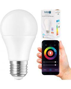 Żarówka LED GS E27 8,5W 806lm 2700-6500K RGB SMART Wi-Fi TUYA Kobi