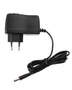 Zasilacz LED gniazdkowy 15W 1,25A 12V DC wtyczka