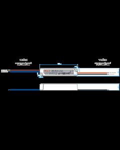 Zasilacz LED NAPIĘCIOWY 12V 18W 1,5A GPV-18-12 GLP IP67 HERMETYCZNY