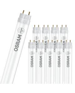 10x Tuba Świetlówka LED G13 20W 2200lm 1500mm 6500K Zimna SubstiTUBE Value OSRAM