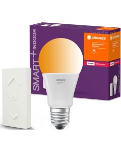 SMART+ Zestaw inteligentna żarówka E27 8,5W ściemnialna + PILOT LEDVANCE ZigBee
