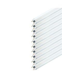 10x Świetlówka liniowa G13 T8 36W 2150lm 5300K OSRAM 120cm