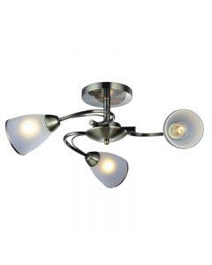 Lampa wisząca sufitowa żyrandol KAJA K-JSL-6056/3 z serii PRIMA 3 x E14