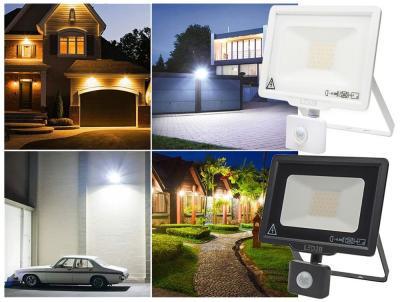 Jakie oświetlenie do garażu i na podjazd?